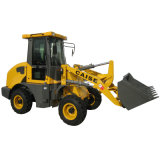 China Best 1.5 Tons Mini Loader Caise with CE