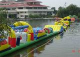 Inflatable Floating Bridge for Amusement Park