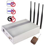 Remote Control CDMA GSM Dcs 3G Cell Phone Signal Jammer