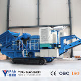 New Type and Super Engineer Design Skid Mounted Crusher