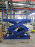 Hydraulic Driven Scissor Model Goods Lift (SJG)
