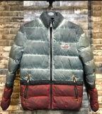 Fashion Stylish Men Casual Wear Padded Constrast Winter Coat Sy16-9001