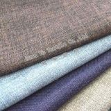 Upholstery Polyester Oxford Linen Table Cloth/ Sofa Fabric