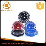 Professional Diamond Grinding Cup Wheel for Stone Process