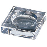 High Quality Special Crystal Cigarette Ashtray for Hotel