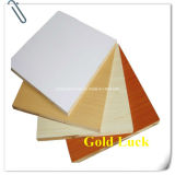 15mm Wood Grain Pattern Melamine Laminated MDF Board