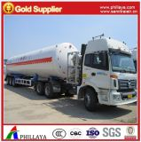 Transportation LNG Tank with Chassis Semi Trailer
