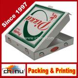 White Kraft Paper Pizza Box (1330)