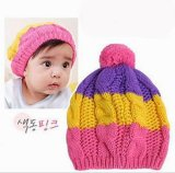 Children/Baby Knitted Crochet Beanie Hat/Cap
