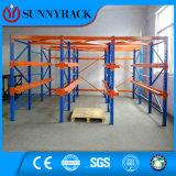 Warehouse Metal Storage Drive-in Pallet Rack