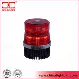 PC Dome 12V / 24V Red Color LED Beacon (TBD325-LEDI)