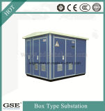 Zbw Series Combined Box Type Power Substation/Power Transformer Substation