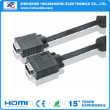 Hot Sale HD15p Male to Male VGA Cable