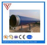 PE Coated Anti Corrosion Underground Sewerage Spiral Steel Pipe