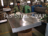Hot Dipped Galvanized Flat Sheet/Galvanized Iron Plain Sheet