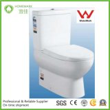 Two-Piece Australian Watermark Toilets with Certificate