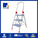 Bestep Wide Aluminum Ladder for Daily Use