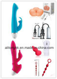 Factory Price All Kinds of Sex Dildo Vibrator Double Vibrating Massager