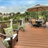 High Quality WPC Decking Wood Plastic Composite Outdoor Flooring