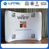 Portable Trade Show 32mm Round Tube Aluminum Fabric Frame
