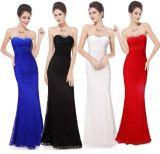Wholesale Women Elegant Maxi Evening Dress (A1000)