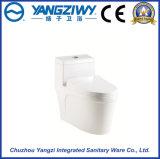 Bathroom Siphonic Jet One-Piece Toilet