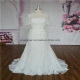 Mermaid Unique Design Lace Bridal Gown Wedding Dress