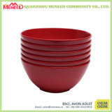 Colorful 7′′ Recyclable 100%Melamine Ice Cream Bowl