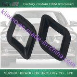 Black Color Customized Silicone Rubber Part