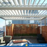 Heavy Duty Motorized Roof Pergola System for House