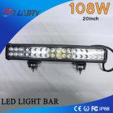 Auto 108W Car Light 4WD Offroad Truck LED Work Light Bar