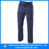 Clothing Manufacturer Custom Mens Blue Wear Work Trousers