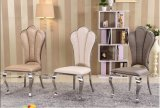 Hot Sale Kind Throne Gold Stainless Steel Chair Wedding Chair