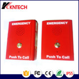 Single Button VoIP Emergency Phone Hands-Free Telephone IP Intercom Station