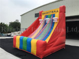 Wholesale Basketball Shoot Inflatable Game for Sale, Guangzhou Toy