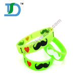 Promotional Flexible Design Cheap Silicone Rubber Wristband Items for Gift