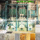 150 Ton/Day Maize Mill Installed Kenya Maize Flour Milling Machine