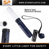 Outdoor Activities Electronic Survival Emergency Whistle with LED Light
