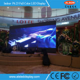 P6.25 Full Color Indoor Rental LED Panel for Stage