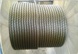 High Quality Ungalvanized Steel Wire Rope