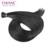 Color Black Pre-Bonded I Tip Hair Extensions