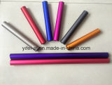 Colourful Anodized Extrusion Aluminum Tube/Pipe