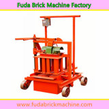 Qmr2-40 Small Movable Block Machine for Hollow Brick, Solid Brick