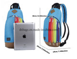 Women Girl Nylon Shoulder School Bag Backpack Travel Satchel Rucksack Rainbow