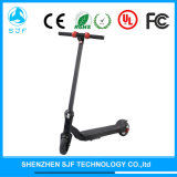 Electric Scooter with Nylon Glass Fiber and Al Alloy Materials