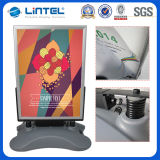 Outdoor LED Stand Sign with Rechargeable Battery (LT-10J-A)
