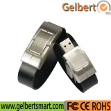Silicone Bracelet Wristband USB 2.0 Pen Drive 4GB