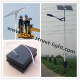 50W Solar Street Light with LED Lighting