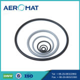 Hot Sales Oil Resistant High Voltage Switch Used NBR/Vmq/FKM Rubber O Ring Made in Aeromat