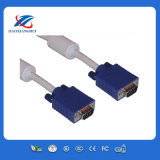 Male to Male Video Coaxial Monitor Cable with Ferrites